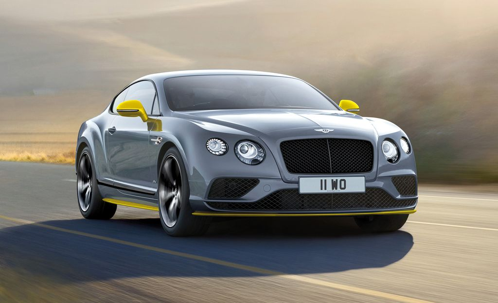 Ремонт АКПП Bentley Continental GT