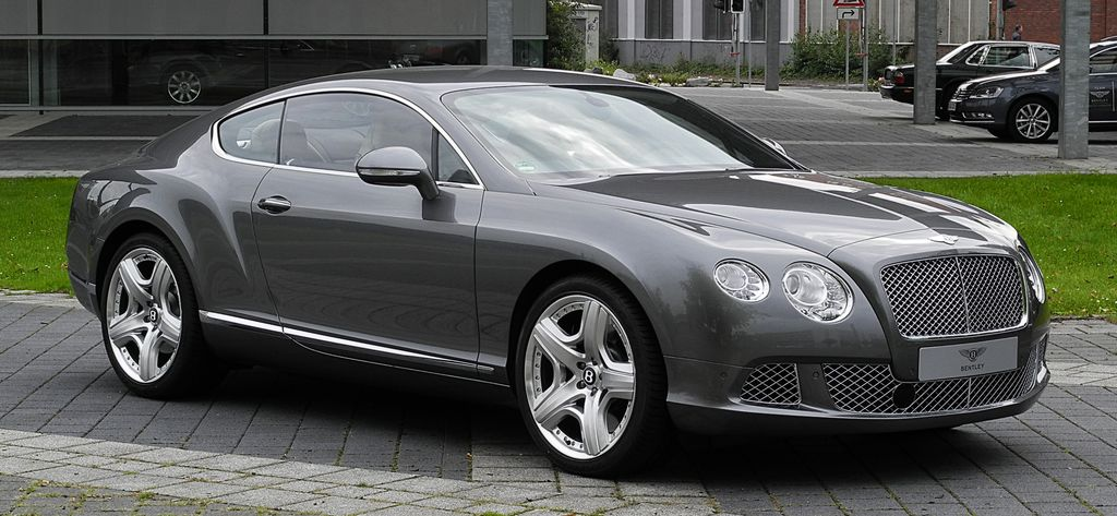 Ремонт АКПП Bentley Continental GTC