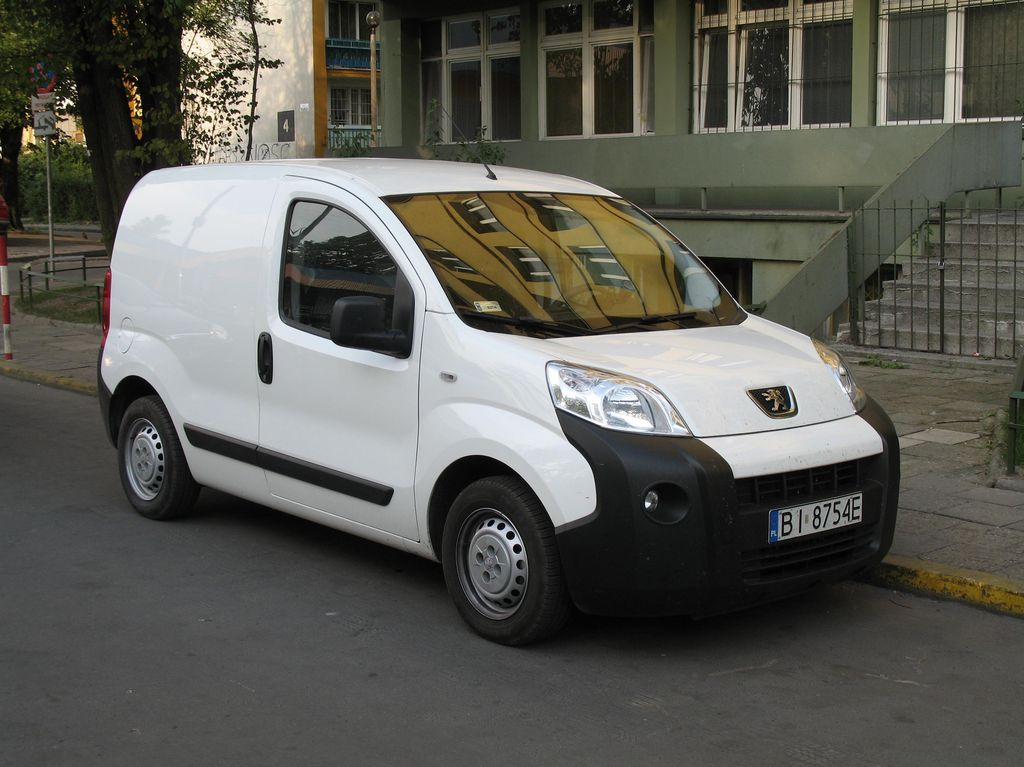 Ремонт АКПП Peugeot Bipper Fourgon